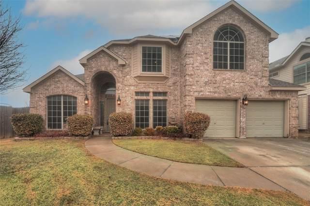 6828 Muleshoe Lane, Fort Worth, TX 76179 (MLS #14523532) :: Robbins Real Estate Group