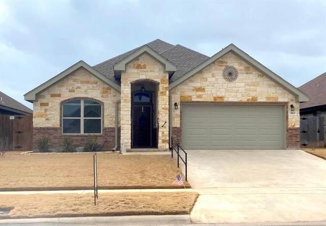 3819 Bettes Lane, Abilene, TX 79606 (MLS #14523565) :: All Cities USA Realty