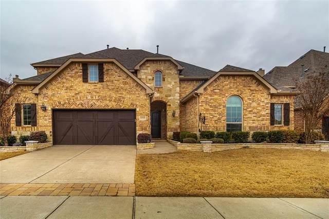 10985 Pike Lake Drive, Frisco, TX 75035 (MLS #14523689) :: The Star Team | JP & Associates Realtors