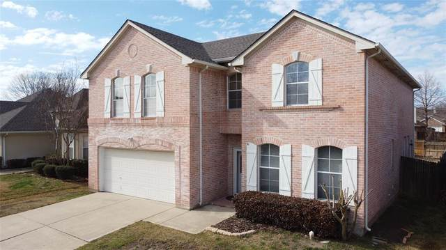 4825 Western Meadows Court, Fort Worth, TX 76244 (MLS #14523782) :: The Kimberly Davis Group