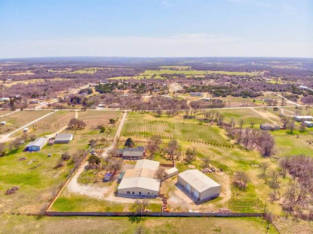 1400 Sweet Springs Road, Weatherford, TX 76088 (MLS #14524078) :: The Kimberly Davis Group