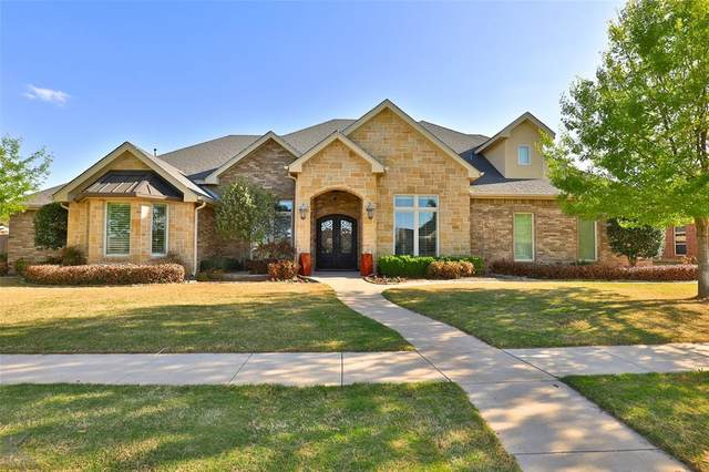 2325 Biltmore Court, Abilene, TX 79606 (MLS #14524127) :: Team Hodnett