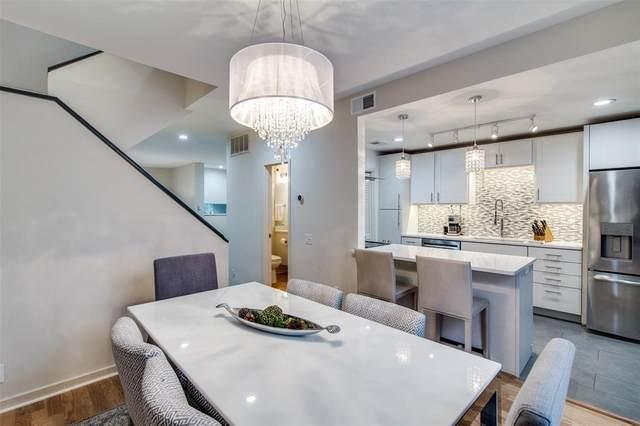 5990 Lindenshire Lane #124, Dallas, TX 75230 (MLS #14524312) :: Front Real Estate Co.