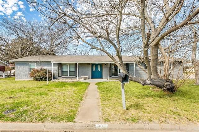 904 Elizabeth Boulevard, Granbury, TX 76048 (MLS #14525205) :: The Chad Smith Team