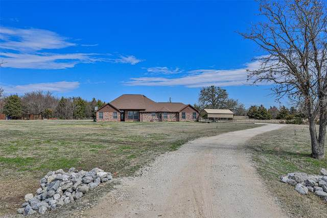 2221 County Road 136, Gainesville, TX 76240 (MLS #14525399) :: The Chad Smith Team