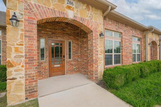 2785 Rockbrook Drive #206, Lewisville, TX 75067 (MLS #14525670) :: DFW Select Realty