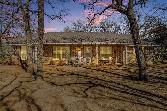 209 Shady Oak Road, Keene, TX 76059 (MLS #14526325) :: Team Tiller