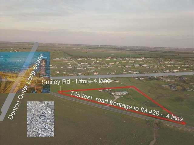 16116 Fm 428 Manor, Celina, TX 75009 (MLS #14526326) :: Real Estate By Design