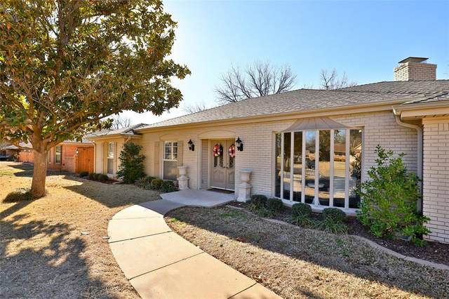4025 S 20th Street, Abilene, TX 79605 (MLS #14526461) :: Team Tiller
