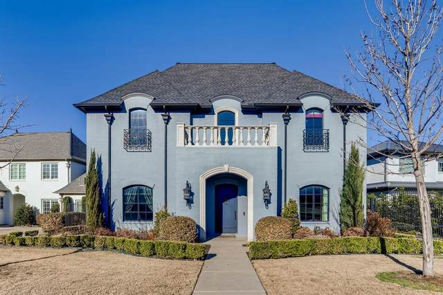 5128 Peach Willow Lane, Fort Worth, TX 76109 (#14526640) :: Homes By Lainie Real Estate Group
