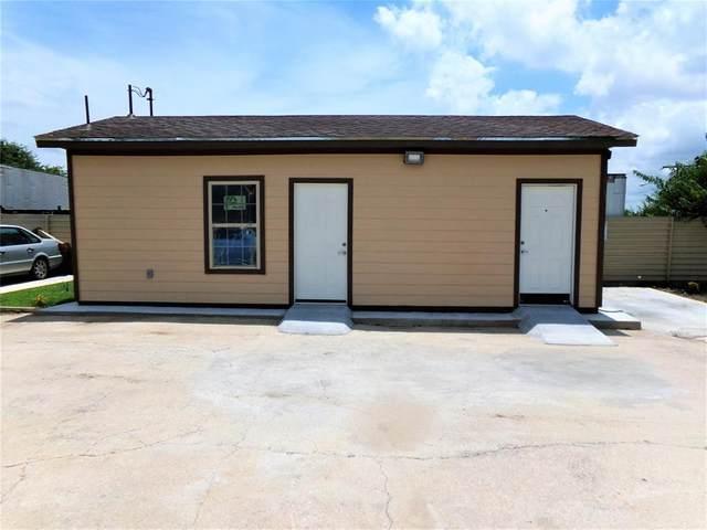 3608 N Grove Street, Fort Worth, TX 76106 (MLS #14526663) :: Trinity Premier Properties