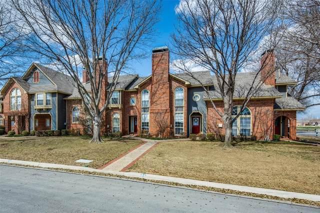 140 Cobblestone Row, Denton, TX 76207 (#14527184) :: Homes By Lainie Real Estate Group