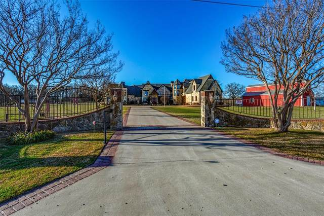 162 County Road 294, Gainesville, TX 76240 (MLS #14527321) :: Feller Realty