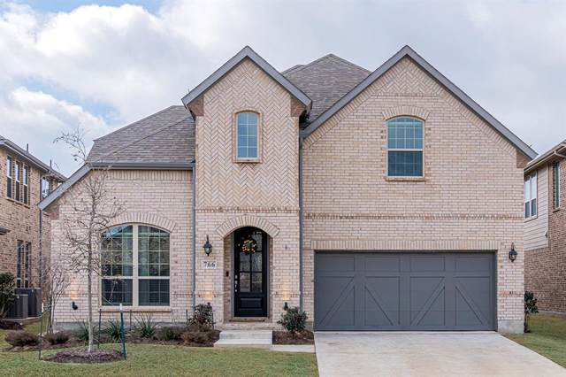 766 Harrington Lane, Celina, TX 75009 (MLS #14527746) :: Lyn L. Thomas Real Estate | Keller Williams Allen