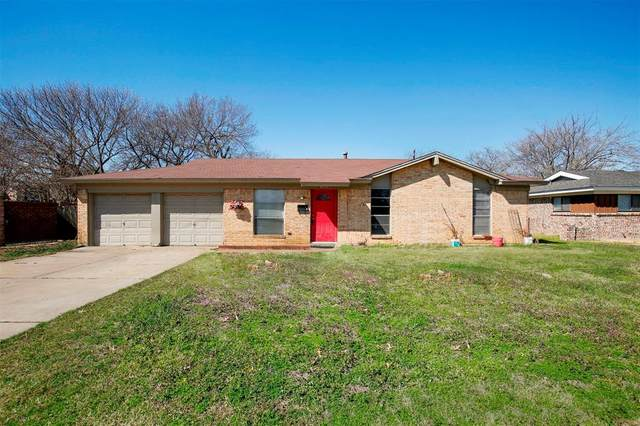 4805 Wyoming Trail, North Richland Hills, TX 76180 (MLS #14527757) :: Craig Properties Group