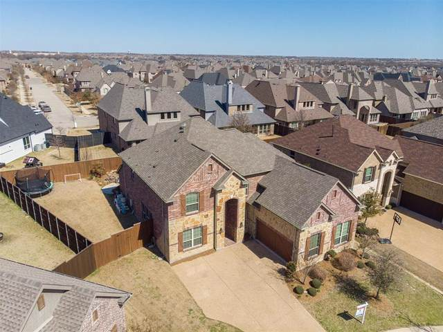 14622 Huffman Lane, Frisco, TX 75035 (MLS #14527884) :: Craig Properties Group