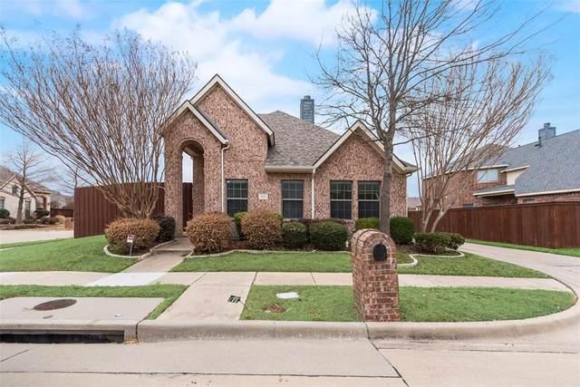 1801 Downing Street, Allen, TX 75013 (MLS #14528032) :: Lyn L. Thomas Real Estate | Keller Williams Allen