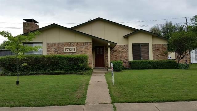 2424 Majestic Drive, Plano, TX 75074 (MLS #14528678) :: Craig Properties Group