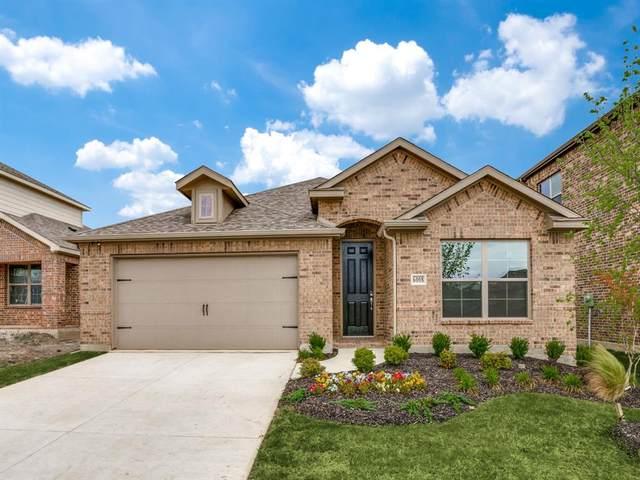 6016 Marigold Drive, Mckinney, TX 75071 (MLS #14528798) :: Team Hodnett