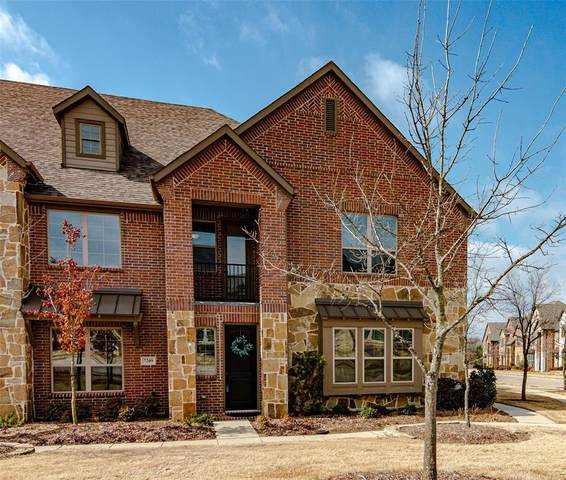 7209 Mitchell Drive, Mckinney, TX 75070 (MLS #14529084) :: Premier Properties Group of Keller Williams Realty