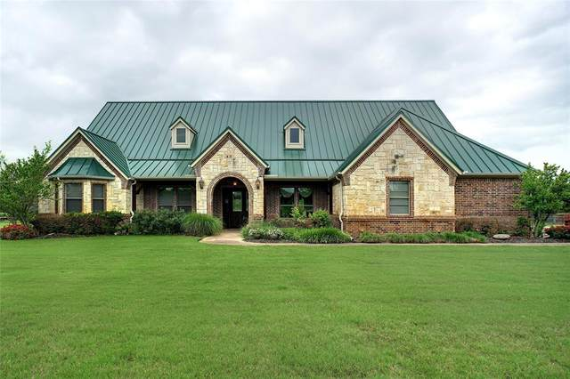 192 Hilltop Drive, Decatur, TX 76234 (MLS #14529204) :: The Property Guys