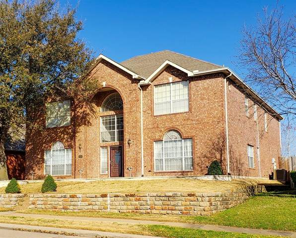 3636 Canyon Oaks Drive, Carrollton, TX 75007 (MLS #14529292) :: Team Hodnett