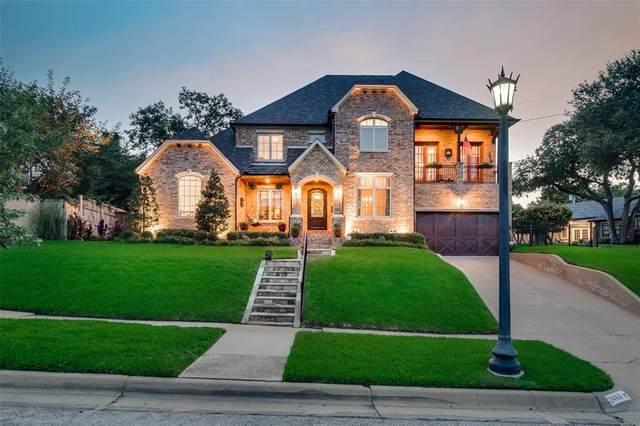 2448 Winton Terrace E, Fort Worth, TX 76109 (MLS #14529714) :: Team Hodnett