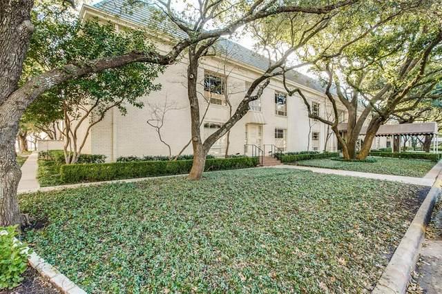 6148 Averill Way 107E, Dallas, TX 75225 (MLS #14529875) :: Bray Real Estate Group