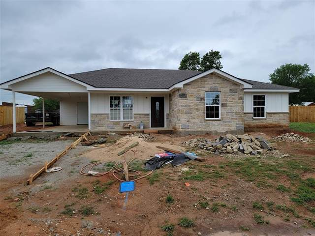 1407 12th Street, Brownwood, TX 76801 (MLS #14530291) :: Real Estate By Design