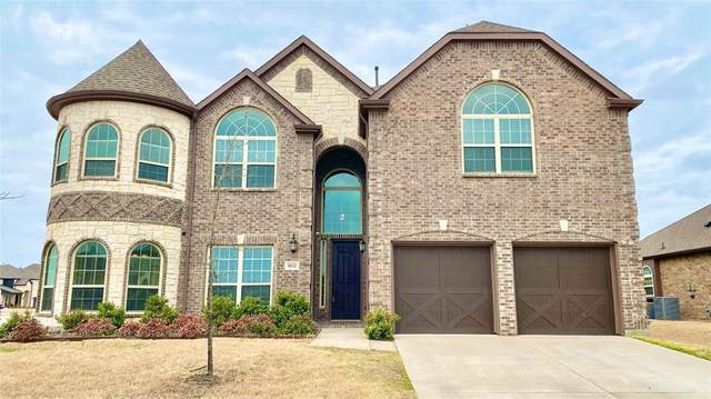1032 Blue Heron Court, Forney, TX 75126 (MLS #14531067) :: The Chad Smith Team