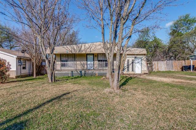 808 Williams Road, Fort Worth, TX 76120 (MLS #14531079) :: Team Hodnett