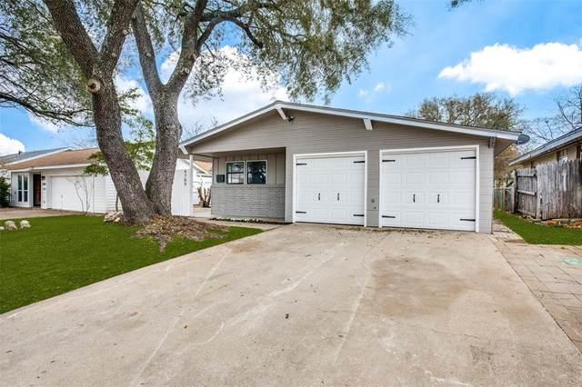 4709 Bonnell Avenue, Fort Worth, TX 76107 (MLS #14531325) :: Team Hodnett