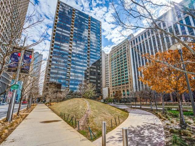 1200 Main Street #207, Dallas, TX 75202 (MLS #14531689) :: Frankie Arthur Real Estate