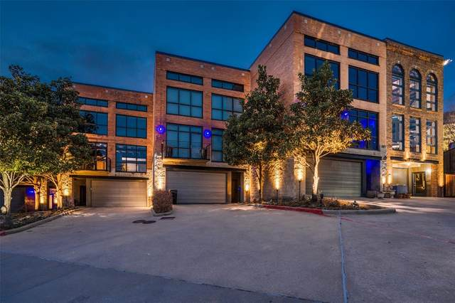 2979 Magnolia Hill Court, Dallas, TX 75201 (MLS #14531733) :: Jones-Papadopoulos & Co