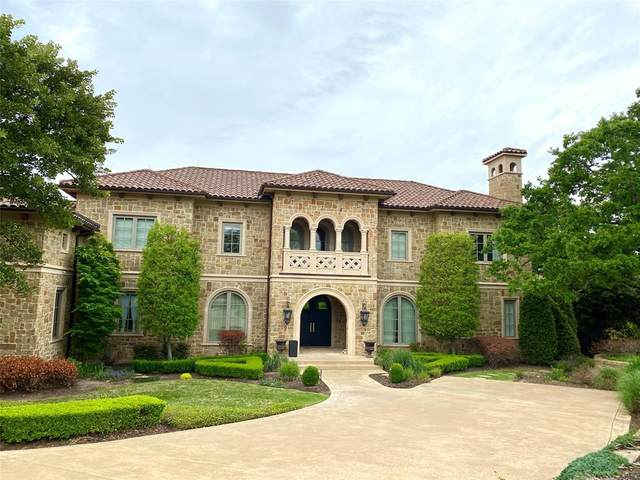1106 Post Oak Place, Westlake, TX 76262 (MLS #14532187) :: Wood Real Estate Group