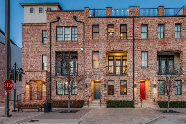 620 S Pearl Expy, Dallas, TX 75201 (MLS #14533248) :: The Hornburg Real Estate Group