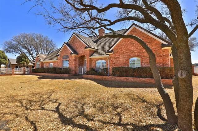 133 Avenida De Leon, Abilene, TX 79602 (MLS #14533644) :: The Property Guys