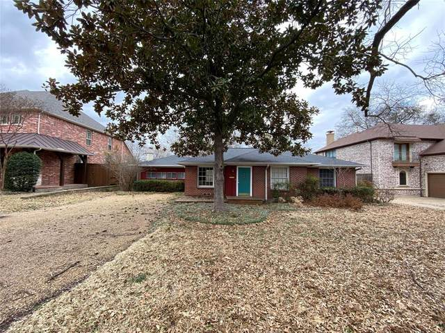 6507 Churchill Way, Dallas, TX 75230 (MLS #14533997) :: Team Hodnett