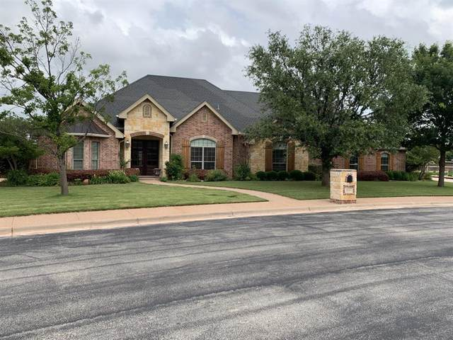 5261 Willow Wood Drive, Abilene, TX 79606 (MLS #14534253) :: All Cities USA Realty