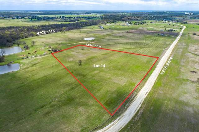Lot 14 Vz County Road 3434, Wills Point, TX 75169 (MLS #14534815) :: Results Property Group