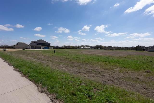 109 Sanders Drive, Waxahachie, TX 75165 (MLS #14534880) :: The Hornburg Real Estate Group