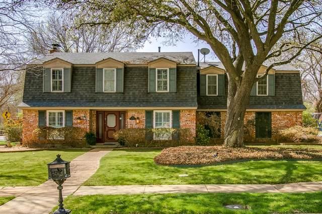 301 Fall Creek Drive, Richardson, TX 75080 (MLS #14534989) :: Maegan Brest | Keller Williams Realty