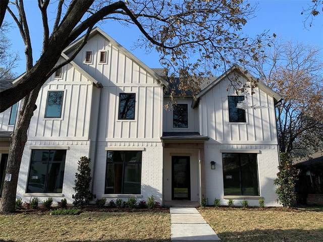 6529 Del Norte Lane, Dallas, TX 75225 (MLS #14535931) :: The Hornburg Real Estate Group