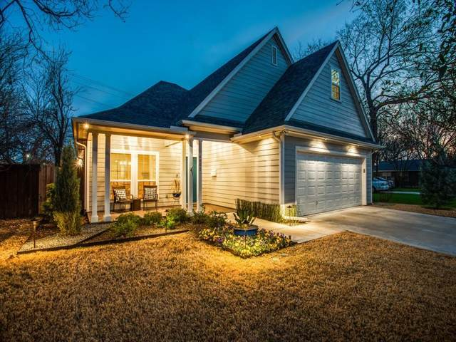 4803 Calmont Avenue, Fort Worth, TX 76107 (MLS #14536235) :: The Hornburg Real Estate Group