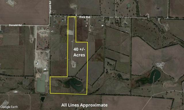 00 Riek Road, Krum, TX 76249 (MLS #14536383) :: Trinity Premier Properties