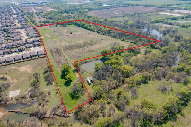 0 Old Denton Road, Roanoke, TX 76262 (MLS #14536538) :: Real Estate By Design