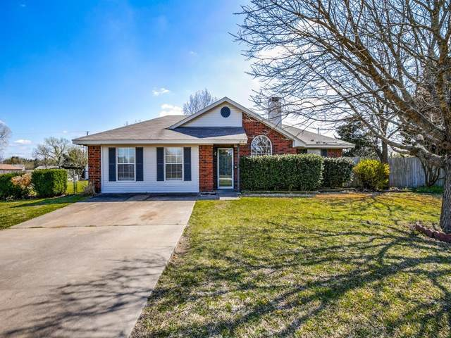 1214 Hillview Drive, Waxahachie, TX 75165 (MLS #14536715) :: The Chad Smith Team