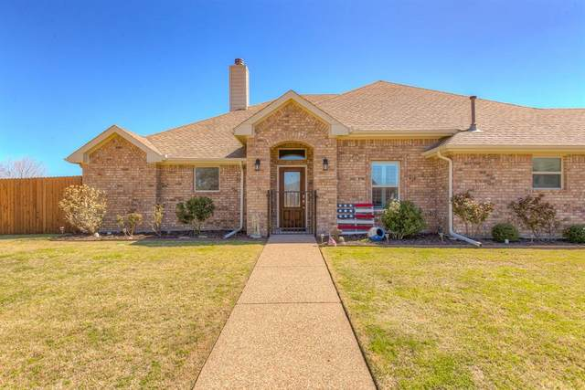 1510 Joshua Way, Granbury, TX 76048 (MLS #14536850) :: Team Hodnett