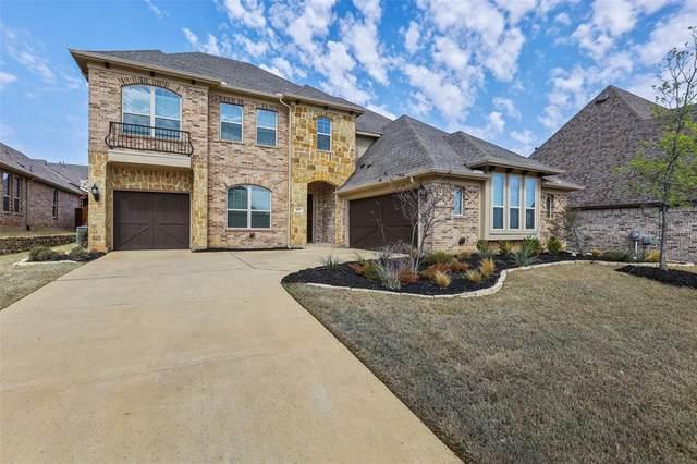 851 Garland Drive, Lantana, TX 76226 (MLS #14537946) :: Wood Real Estate Group