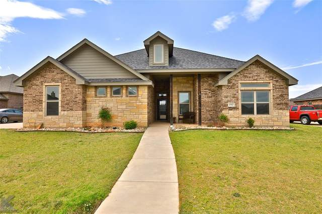 6502 Milestone Drive, Abilene, TX 79606 (MLS #14538420) :: Wood Real Estate Group